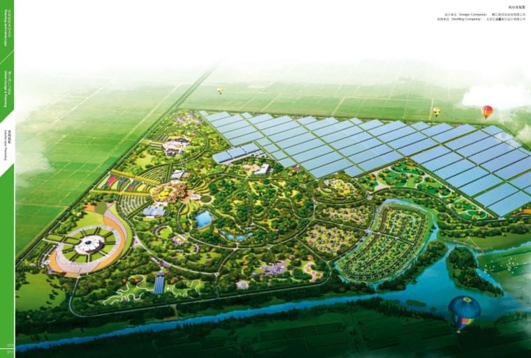 景观规划表现大赏-城市设计与规划