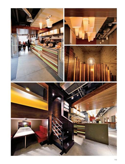 世界室内设计餐饮空间