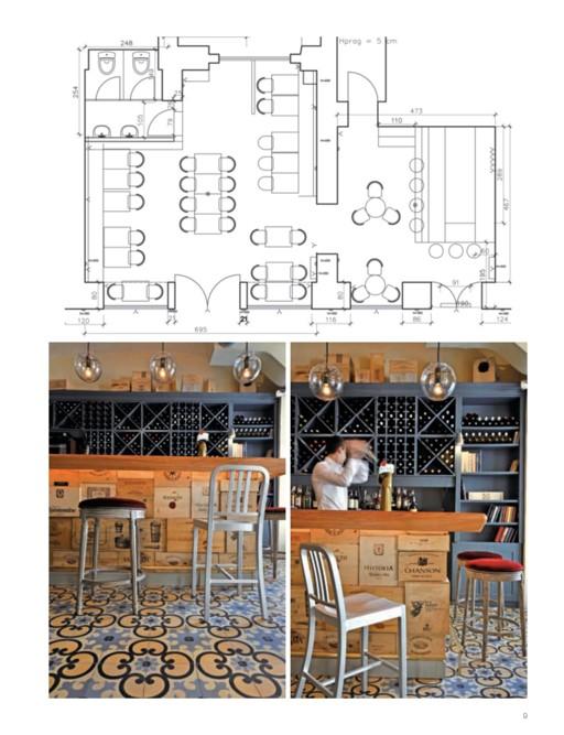 世界室内设计61餐饮空间-天津建筑图书-天津执考