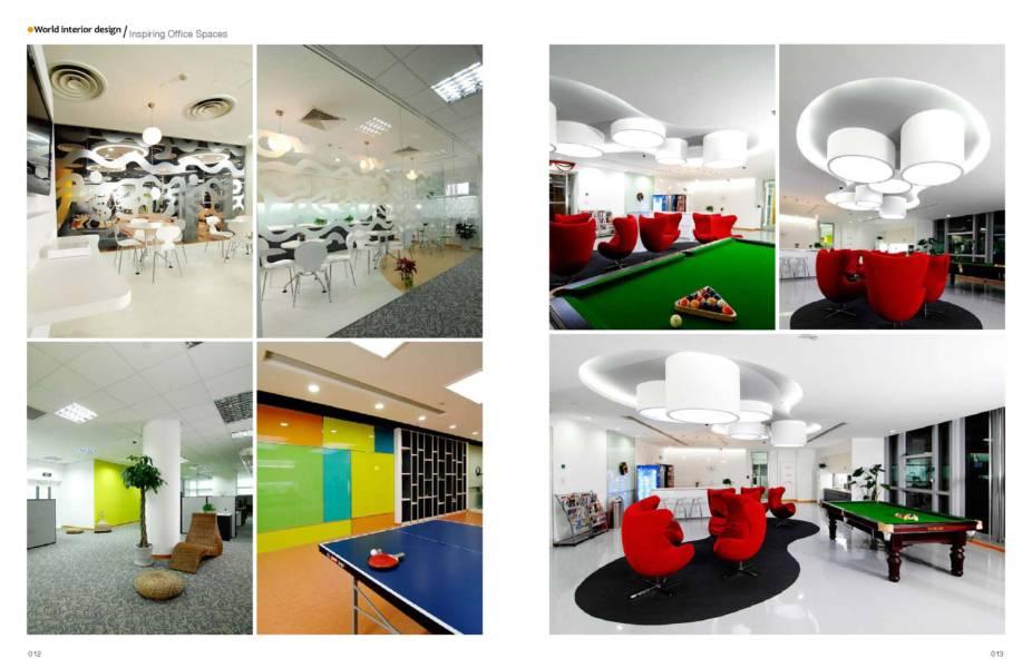 世界室内设计ii 办公空间