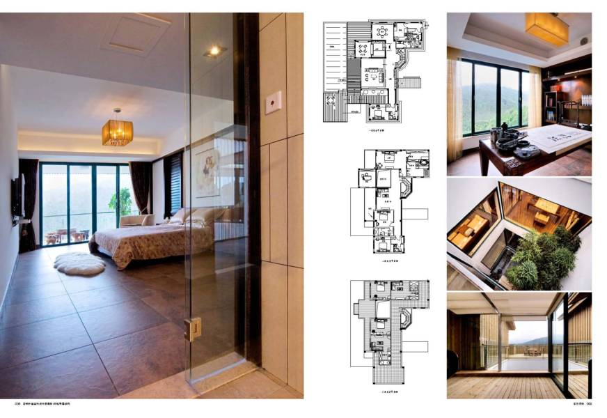 影响中国室内设计进程的168套别墅系列:东方风情
