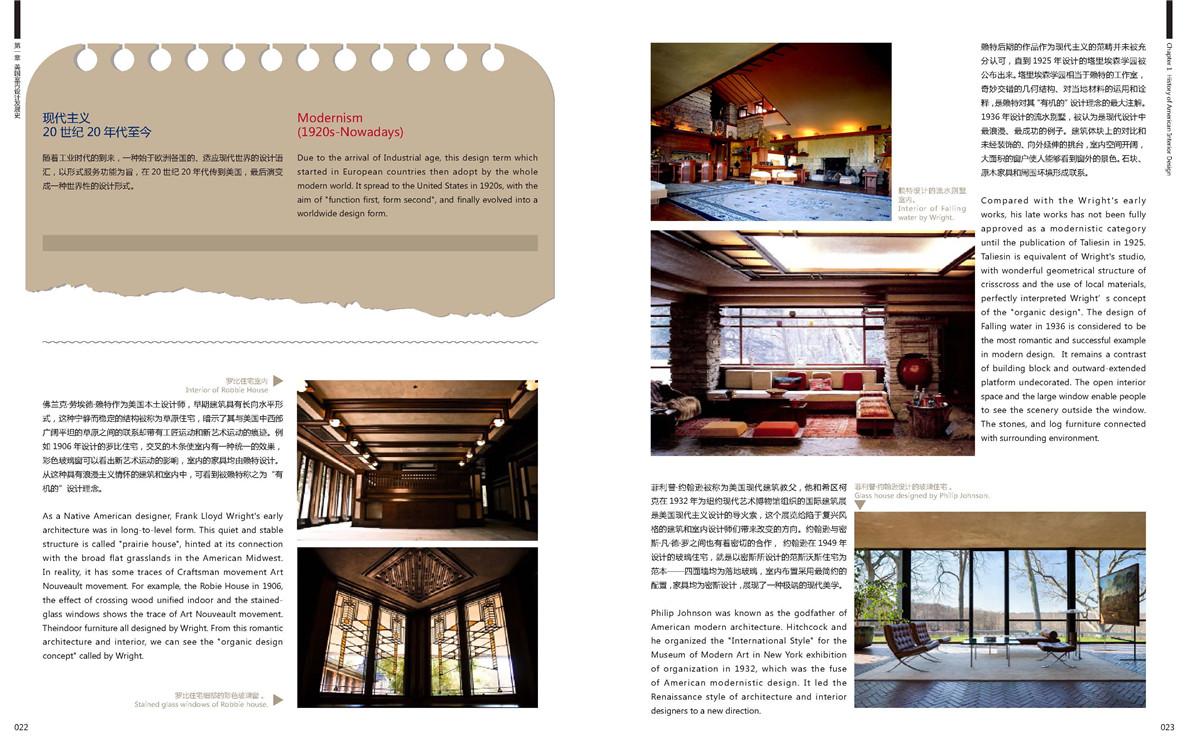室内设计风格详解——美式