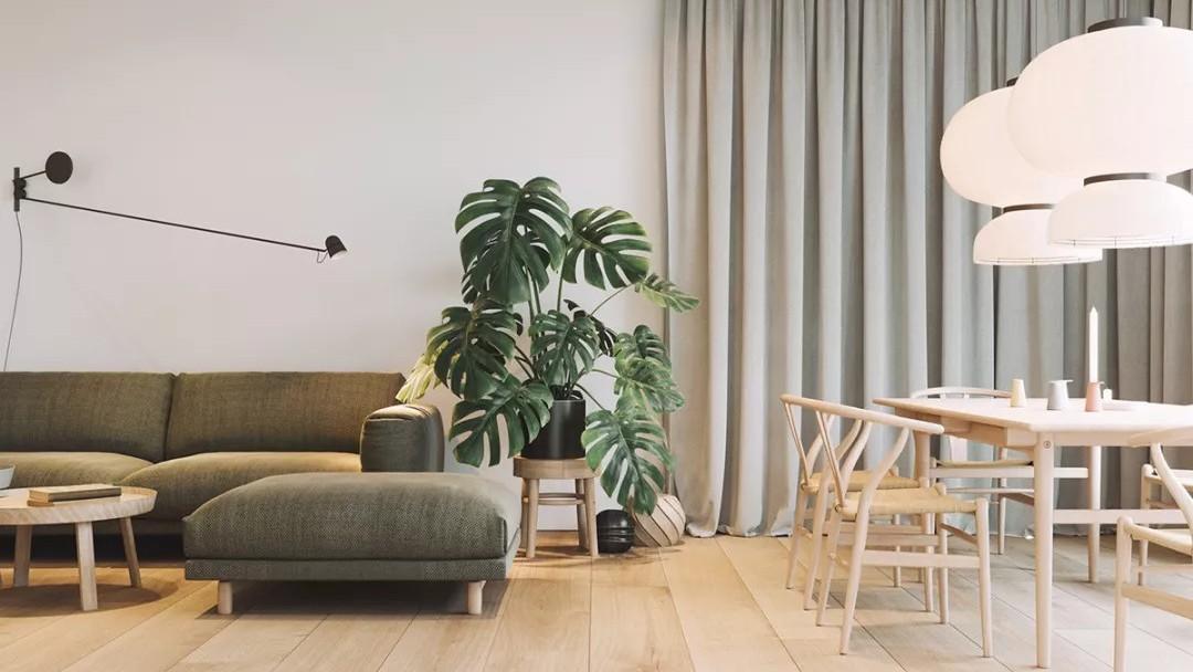 9个室内设计降温设计大法,让你不开空调也凉快