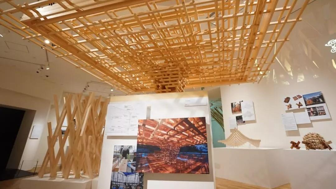 隈研吾&坂茂,两位建筑大师空降上海   一份来自材料大神的邀请