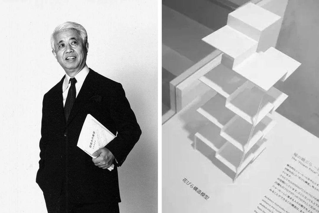 清华讲座预告 | 芦原义信所留下的——对人性化建筑与城市的追求