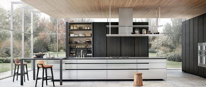走心的厨房设计,总有一款适合你